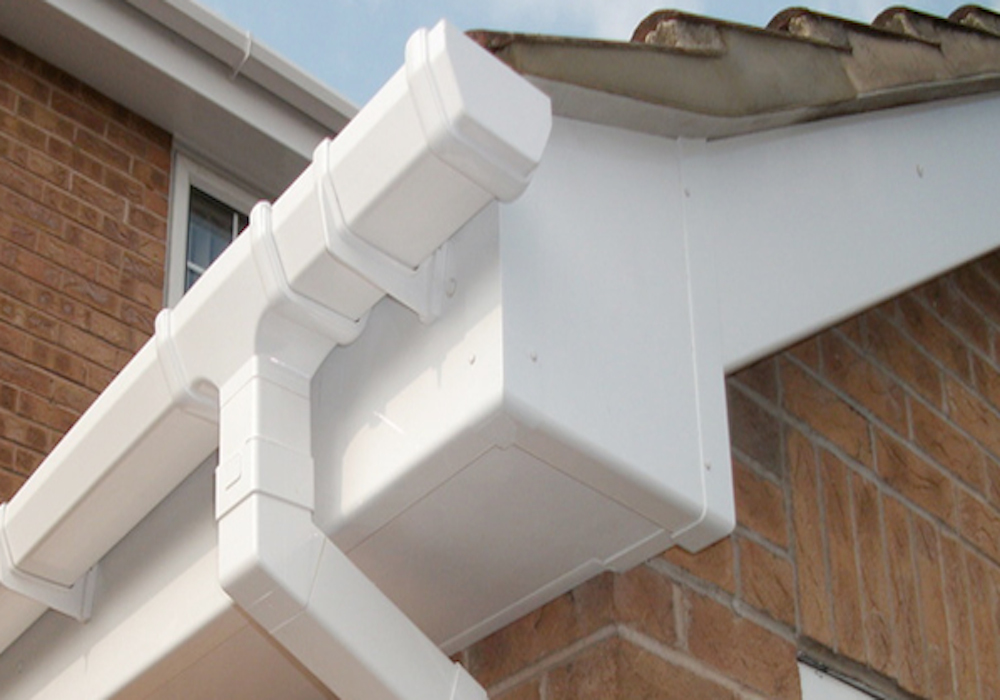 Pvc Gutters And Downpipes In Dublin Metclad Ie