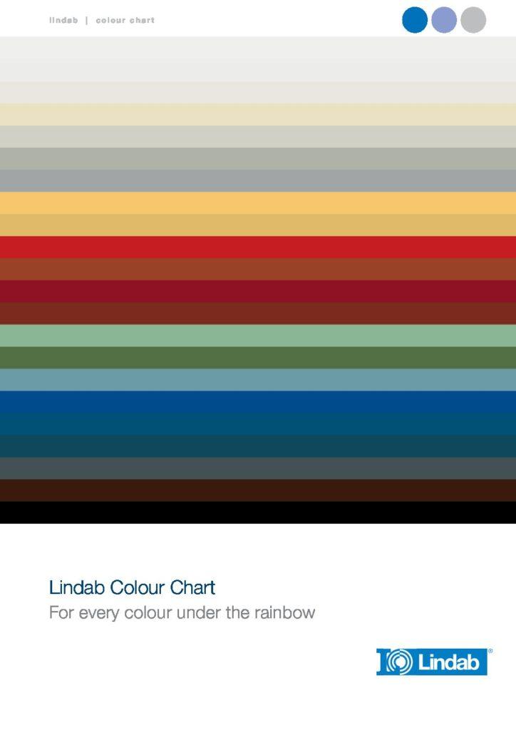 Internal colour chart